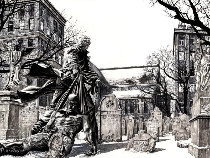 [DC] Batman - Noel Illust10