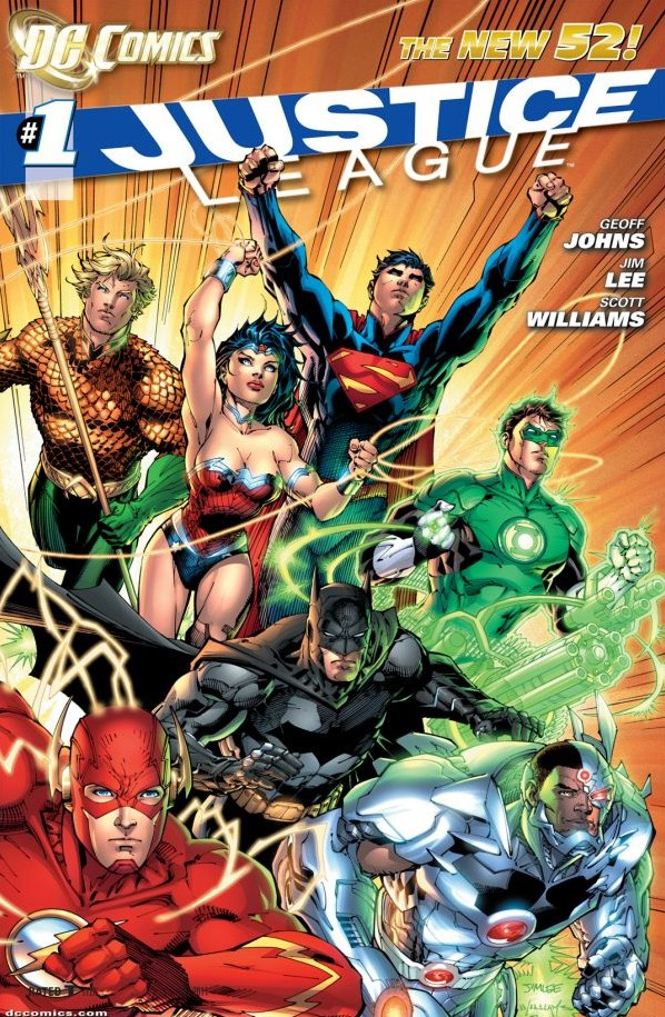 [DC] Justice League Saga Justic10