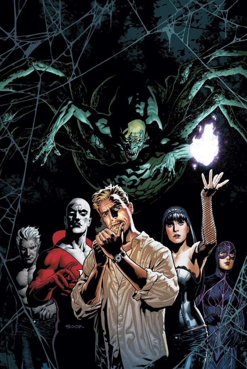 [DC] Justice League Dark Justic12