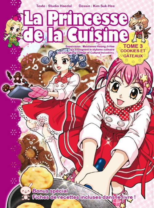 [Manhwa] La Princesse de la cuisine La-pri12