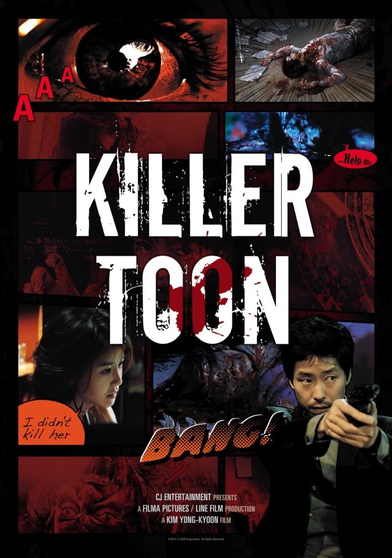 Killer toon (더 웹툰 : 예고살인) Taa7hu10