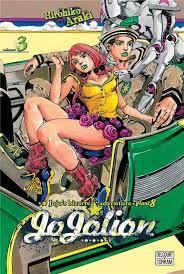 JojoLion (JBA part 8) - Hirohiko Araki Tylych12