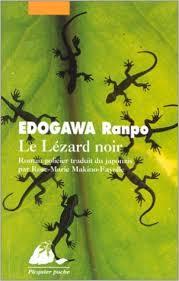 Le Lezard Noir - Edogawa Ranpo Tylych13
