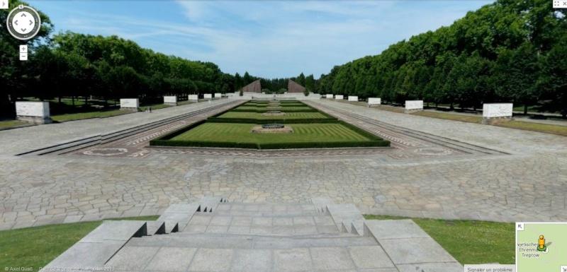 Mémorial soviétique à Berlin, RDA - Allemagne Captu171