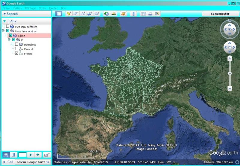 Les chemins de fer en Europe : toutes les gares [fichier KML pour Google Earth] Captur53