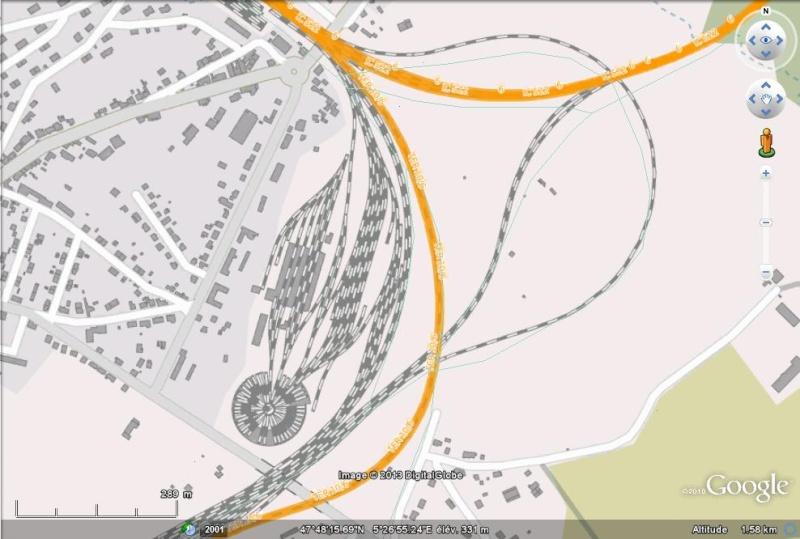 Les chemins de fer en Europe : toutes les gares [fichier KML pour Google Earth] Captur55