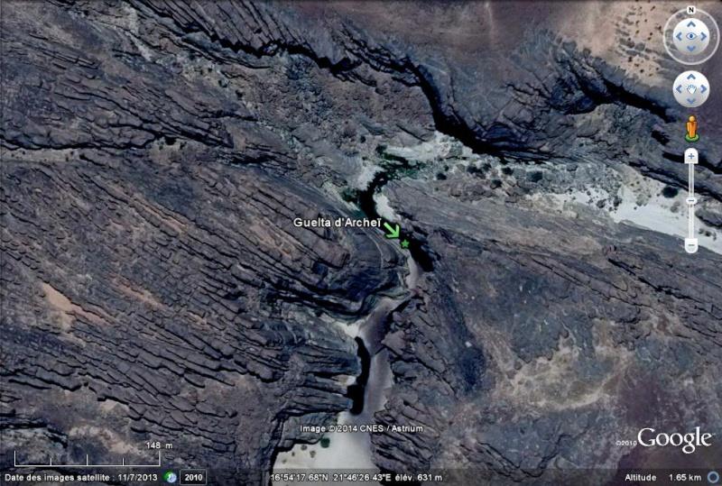 Sahara - Tchad - Ennedi - Guelta d'Archeï Guelta10