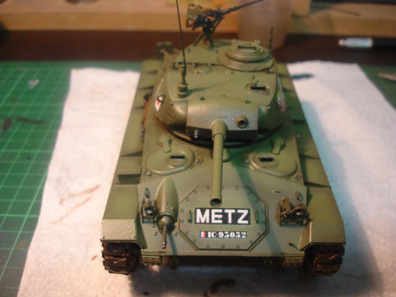 M24 Chaffee - The first Indochina war - AFV Club 1/35 Dsc00014