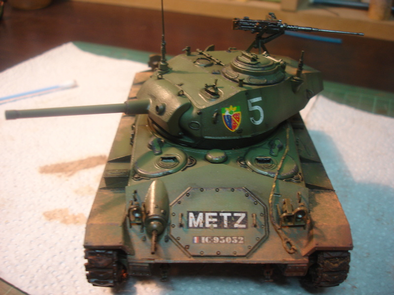 M24 Chaffee - The first Indochina war - AFV Club 1/35 - Page 2 Dsc00017