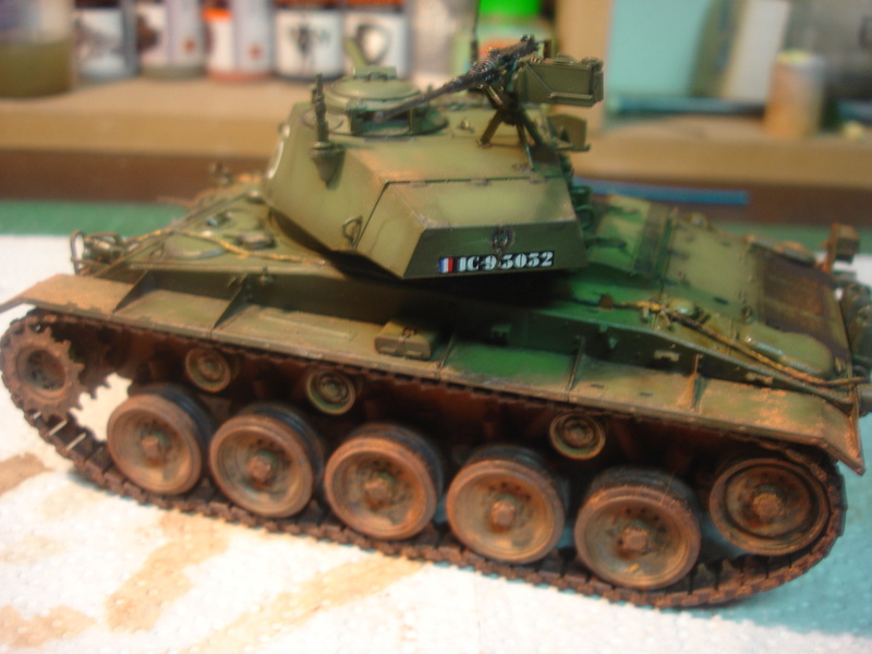 M24 Chaffee - The first Indochina war - AFV Club 1/35 - Page 2 Dsc00018