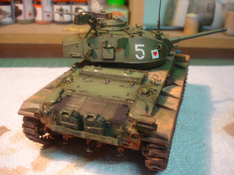 M24 Chaffee - The first Indochina war - AFV Club 1/35 - Page 2 Dsc00019