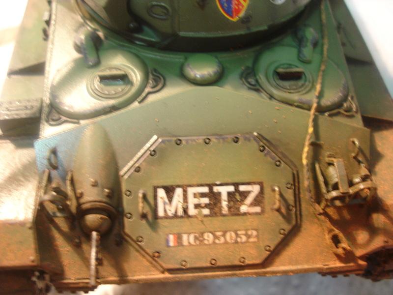 M24 Chaffee - The first Indochina war - AFV Club 1/35 - Page 2 Dsc00022