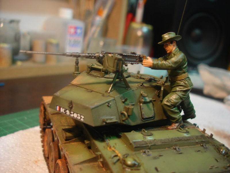 M24 Chaffee - The first Indochina war - AFV Club 1/35 - Page 2 Dsc00024