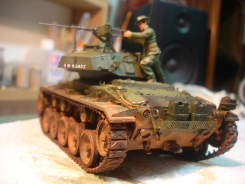 M24 Chaffee - The first Indochina war - AFV Club 1/35 - Page 2 Dsc00026