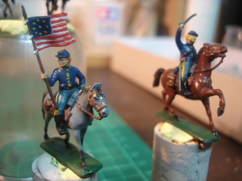 Union Cavalry 1/72 Italeri Dsc00038