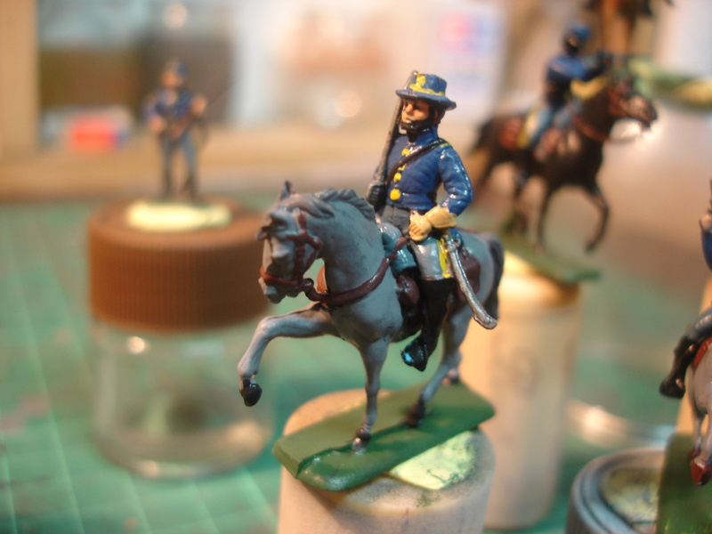 Union Cavalry 1/72 Italeri Dsc00039