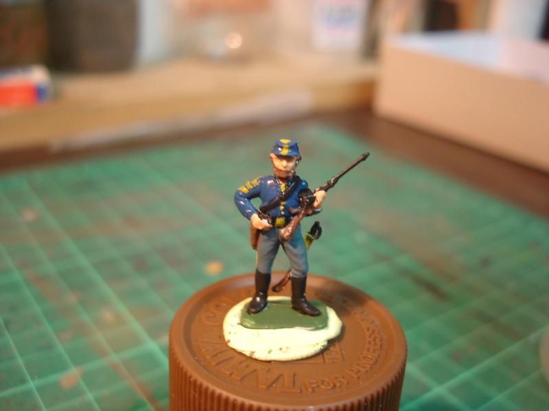 Union Cavalry 1/72 Italeri Dsc00040