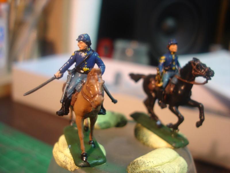 Union Cavalry 1/72 Italeri Dsc00041