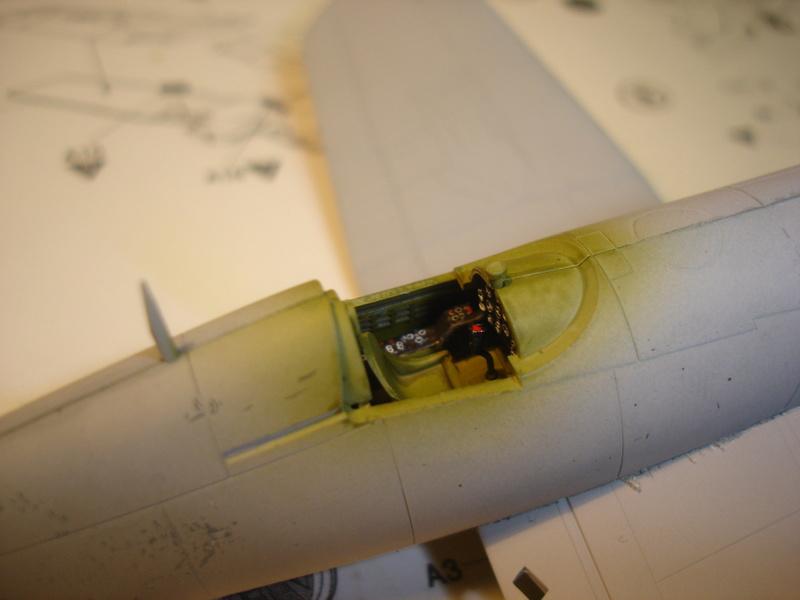 F4U-1 US Navy fighter ACADEMY HOBBY MODEL 1/72 Dsc00043