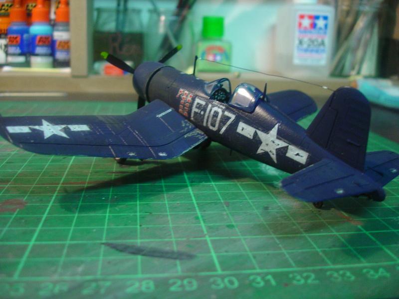 F4U-1 US Navy fighter ACADEMY HOBBY MODEL 1/72 - Page 2 Dsc00061