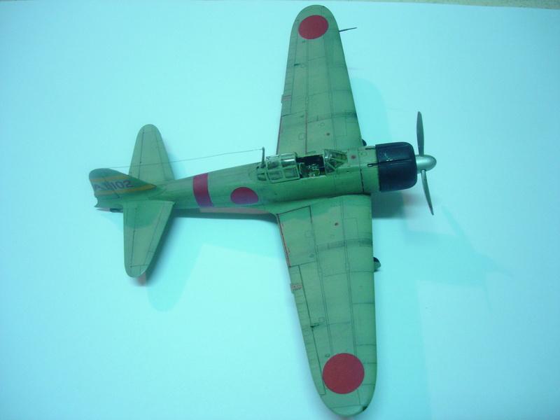 Mitsubishi A6M2b TAMIYA 1/72 - Page 2 Dsc00119