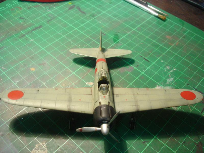 Mitsubishi A6M2b TAMIYA 1/72 - Page 2 Dsc00131