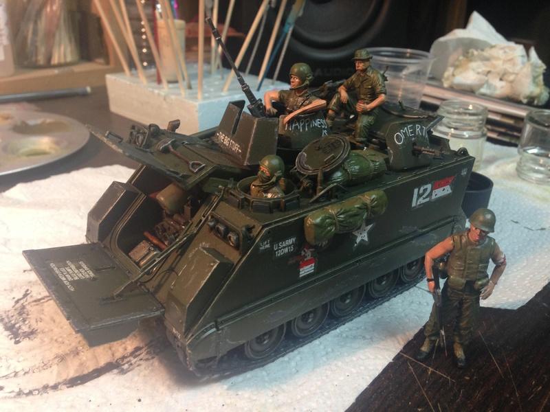 M113A1 vietnam war ACADEMY Img_2013