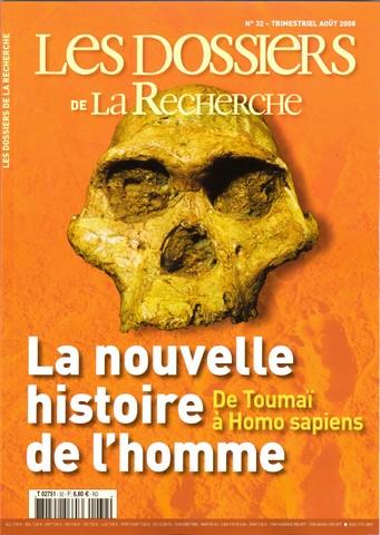 De Toumaï à Homo sapiens Numeri10