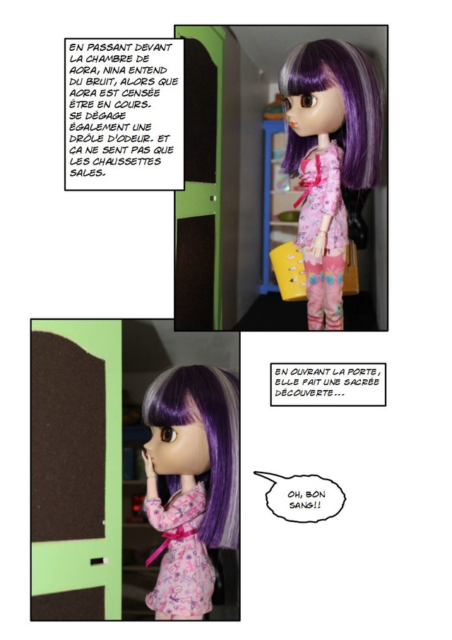 Mes petites dolls [Pullip] [Dal Hangry] [Hujo] [Taeyang] - Page 9 Page_121