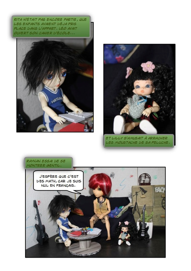 Mes petites dolls [Pullip] [Dal Hangry] [Hujo] [Taeyang] - Page 9 Page_510