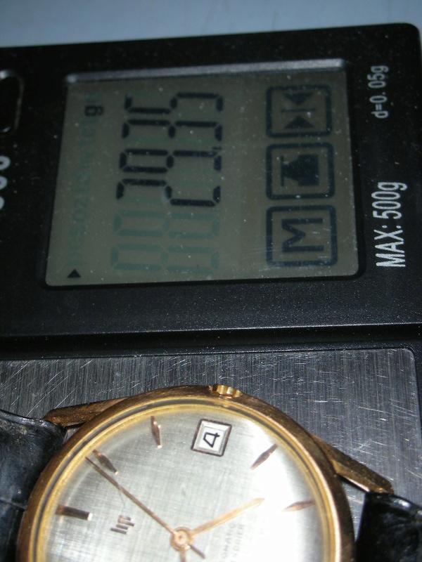 le poids de l'or dans un boitier  - Page 4 Dscn0411
