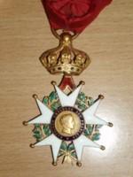 BAROIS (Pierre) Capitaine du 8è Léger - Auxerre (YONNE) Lh-5010
