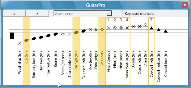 Apprentissage de la basse Guitar12