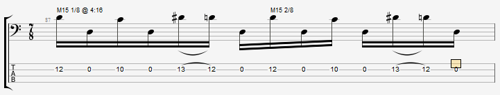 Solfège et théorie musicale M1510