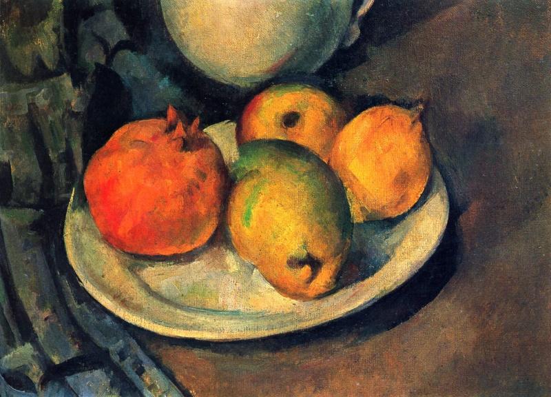 Un peintre, un auteur : Cézanne A1117
