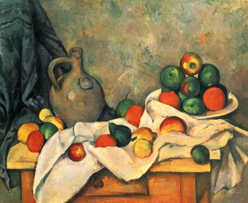 Un peintre, un auteur : Cézanne A1118