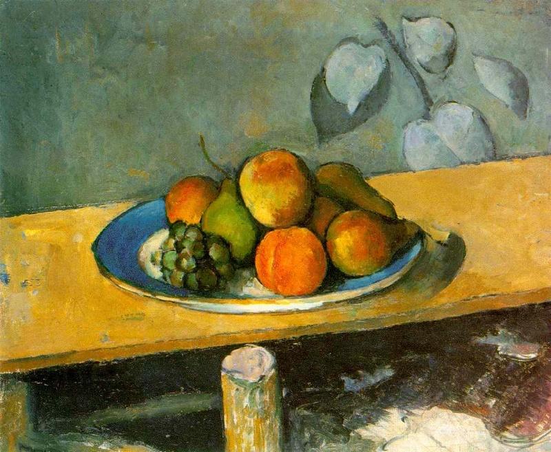 Un peintre, un auteur : Cézanne A1119