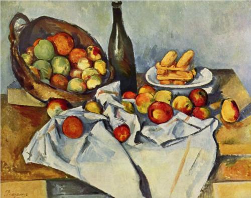 Un peintre, un auteur : Cézanne A1121