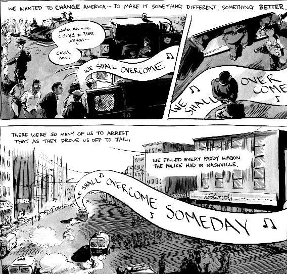 [Roman Graphique] Nate Powell A1404