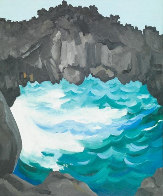 Georgia O'Keeffe [peintre] - Page 2 A1441