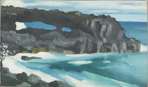 Georgia O'Keeffe [peintre] - Page 2 A1442