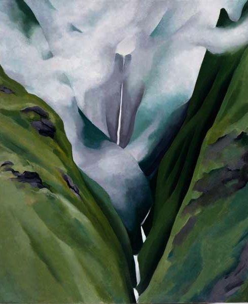 Georgia O'Keeffe [peintre] - Page 2 A1443