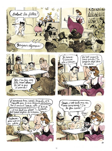 [BD] Catherine Meurisse A1543