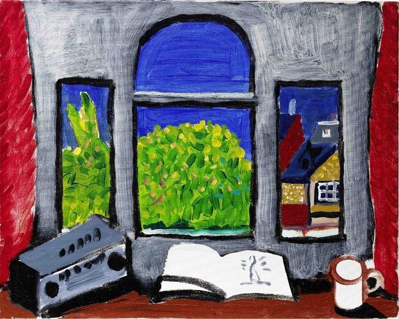David Hockney A1577
