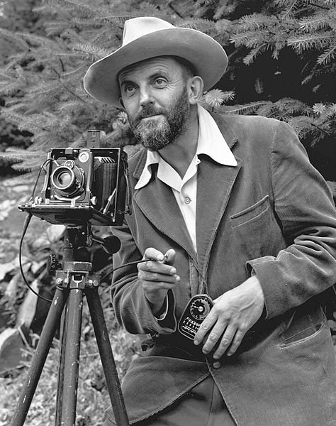 Ansel Adams [photographe] A1593