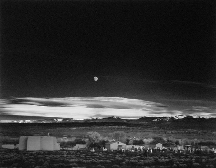 Ansel Adams [photographe] A1594