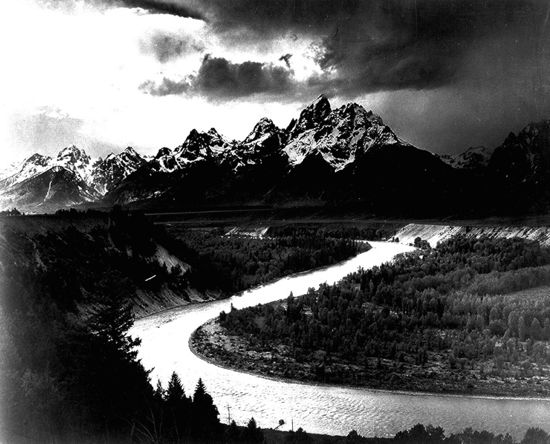 Ansel Adams [photographe] A1599