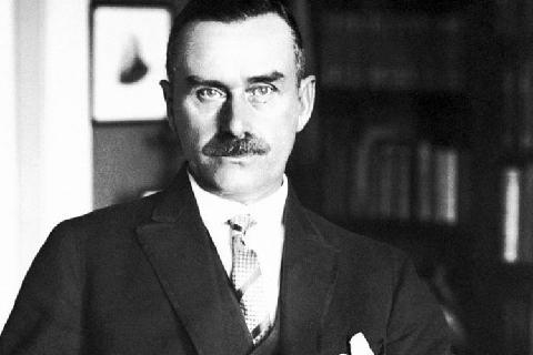 Thomas Mann [Allemagne] A1758
