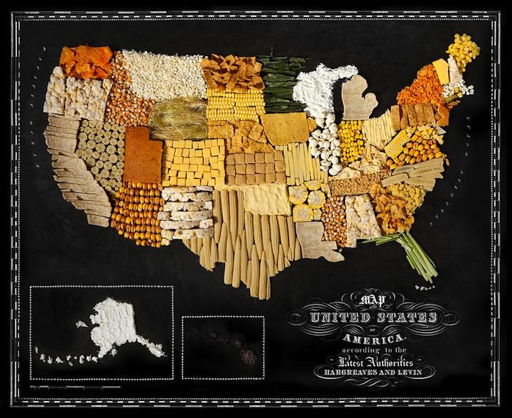 LC Les Etats-Unis par Etat A1945