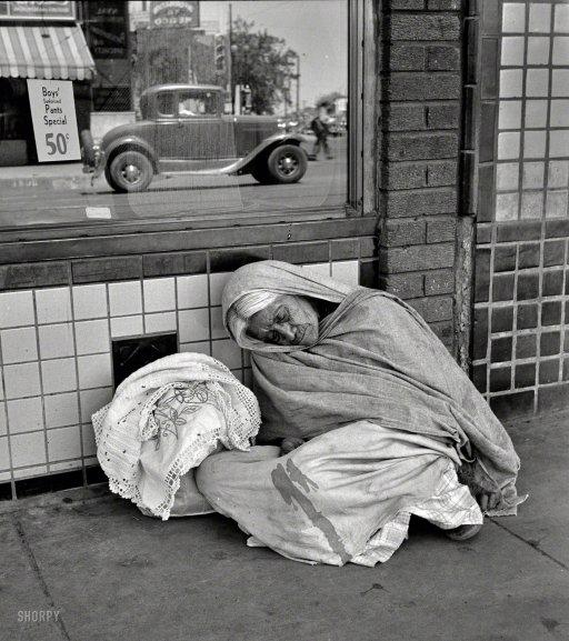 lange - Dorothea Lange [photographe] A1953
